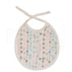خريد اينترنتي سيسموني نوزاد به آوران مدل گل پیشبند دخترانه Behavaran نوزادی، نی نی لازم فروشگاه اینترنتی سیسمونی