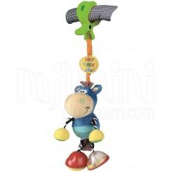 پلی گرو - عروسک گیره دار جغجه ای اسب Playgro