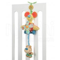 پلی گرو - عروسک کشی موزیکال موش Playgro