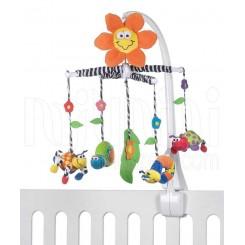 پلی گرو - آویز تخت آفتابگردان موزیکال Playgro
