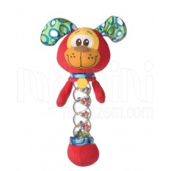 پلی گرو - سگ جغجغه ای با توپ رنگی Playgro
