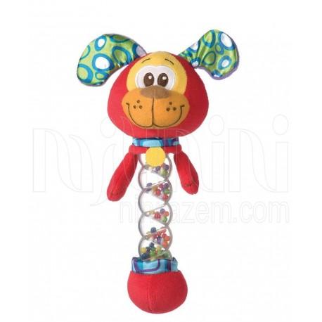 پلی گرو - سگ جغجغه ای با توپ رنگی Playgro - 1