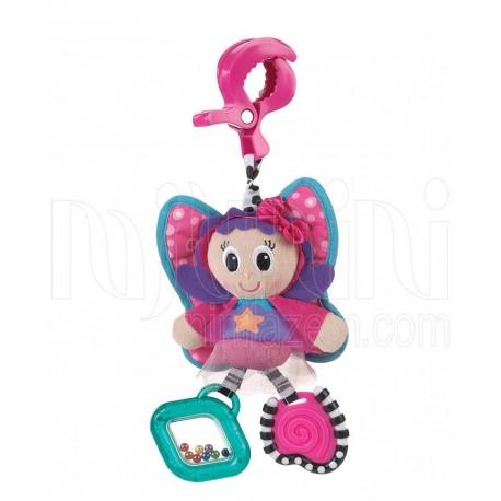 پلی گرو - عروسک گیره دار فرشته Playgro - 1