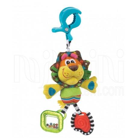پلی گرو - عروسک گیره دار شیر Playgro - 1
