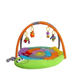 خريد اينترنتي سيسموني نوزاد پلی گرو - پلی جیم و تشک بازی Amazing Garden Playgro نوزادی، نی نی لازم فروشگاه اینترنتی سیسمونی