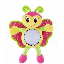 پلی گرو - پروانه موزیکال چراغ خواب دار Playgro