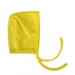 کلاه بندی دخترانه طرح جوجه زرد تاپ لاین Topline