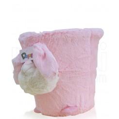 سطل پولیشی خرگوش اتاق نوزاد