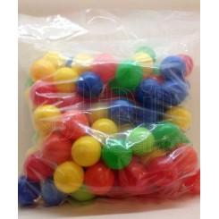 خريد اينترنتي سيسموني نوزاد توپ رنگی 100 عددی 75 میلی متری ادو پلی Edu Play نوزادی، نی نی لازم فروشگاه اینترنتی سیسمونی