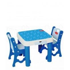 خريد اينترنتي سيسموني نوزاد میز تحریر دو نفره آبی ادو پلی Edu Play نوزادی، نی نی لازم فروشگاه اینترنتی سیسمونی