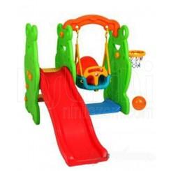 خريد اينترنتي سيسموني نوزاد تاب و سرسره با حلقه بسکتبال ادو پلی Edu Play نوزادی، نی نی لازم فروشگاه اینترنتی سیسمونی