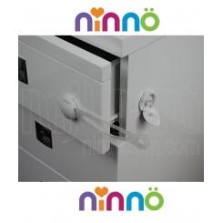 قفل چند منظوره دکمه ای (بزرگ) کودک نینو Ninno