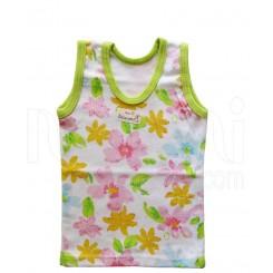 خريد اينترنتي سيسموني نوزاد لباس دخترانه مدل رنگارنگ زیرپوش رکابی Behavaran نوزادی، نی نی لازم فروشگاه اینترنتی سیسمونی