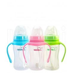 شیشه شیر طلقی 270میل اپل Apple baby