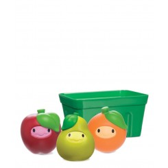 اسباب بازی حمام کودک پوپت آب پران میوه مانچکین Munchkin
