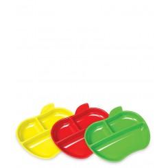 ظرف غذای کودک 3 عددی سیب مانچکین Munchkin