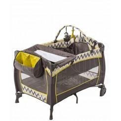 خريد اينترنتي سيسموني نوزاد تخت و پارک نوزاد ایون فلو مدل Evenflo Premiere Santafe Sunset - 1 نوزادی، نی نی لازم فروشگاه اینترنتی سیسمونی