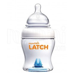 خريد اينترنتي سيسموني نوزاد شیشه شیرطلقی ضدنفخ 120میل مانچکین Munchkin نوزادی، نی نی لازم فروشگاه اینترنتی سیسمونی