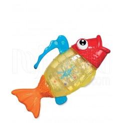 اسباب بازی حمام بچه پوپت ماهی آب پران مانچکین Munchkin