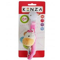 خريد اينترنتي سيسموني نوزاد بند پستانک پولیشی 6 طرح کنزا kenza نوزادی، نی نی لازم فروشگاه اینترنتی سیسمونی