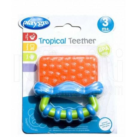 پلی گرو - دندانگیر پرتقالی Playgro