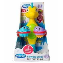 پلی گرو - آب پاش حمام طرح اسب آبی Playgro