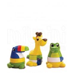 اسباب بازی آموزشی حمام حیوانات سامرSummer