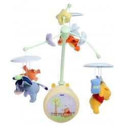 خريد اينترنتي سيسموني نوزاد آویز تخت موزیکال نوزاد پو تامی Tomy - 1 نوزادی، نی نی لازم فروشگاه اینترنتی سیسمونی