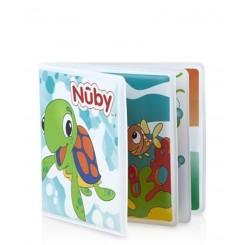 کتابچه وان حمام طرح لاکپشت دریایی نابی Nuby