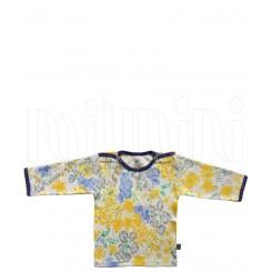 لباس آستین بلند نوزادی گل و ژور لیدولند Lido Land