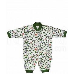 لباس سرهمی نوزادی جنگل و ابر لیدولند Lido Land