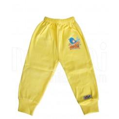 شلوار نوزادی تک چاپ طرح جوجه زرد تاپ لاین TopLine
