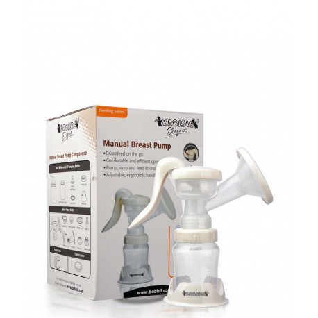 شیردوش دستی بی بی سیل Babisil - 1