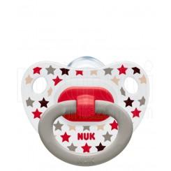 پستانک Happy Days ناک سایز 1 طرح ستاره NUK