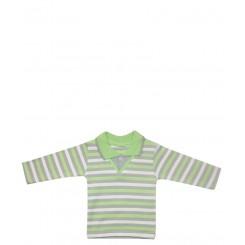 پیراهن آستین بلند نوزادی پسرانه بایا به آوران Behavaran