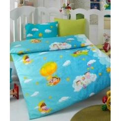ست ملحفه نوزادی رویای کودکانه کاتن باکس Cotton box Rüya