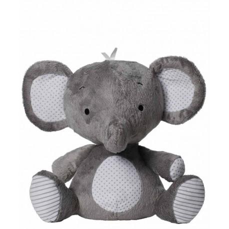 فیل پلیشی خاکستری پلی گرو Playgro