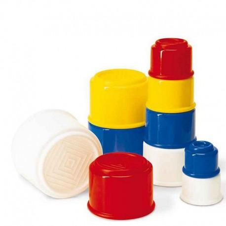 پازل چیدنی رنگی آمبی Ambi - 1