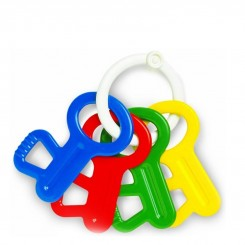 خريد اينترنتي سيسموني نوزاد جغجغه کلید آمبی Ambi - 1 نوزادی، نی نی لازم فروشگاه اینترنتی سیسمونی