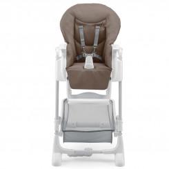 صندلی غذا کودک برند کم رنگ قهوه ای Cam
