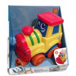 قطار چوک چوک بلوباکس Blue-Box