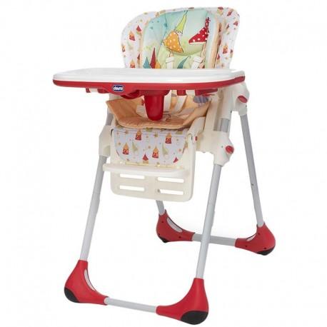 صندلی غذای کودک چیکو مدل Chicco timelees - 1