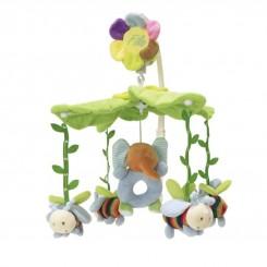 خريد اينترنتي سيسموني نوزاد آویز تخت پارکادو (مدل فیلو) Parkado نوزادی، نی نی لازم فروشگاه اینترنتی سیسمونی