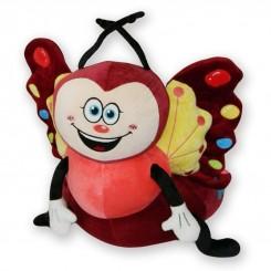 مبل عروسکی دخترانه طرح پروانه