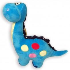 خريد اينترنتي سيسموني نوزاد عروسک پولیشی کودک طرح دایناسور نوزادی، نی نی لازم فروشگاه اینترنتی سیسمونی