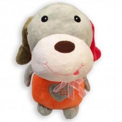 خريد اينترنتي سيسموني نوزاد عروسک پولیشی کودک طرح سگ دو رنگ نوزادی، نی نی لازم فروشگاه اینترنتی سیسمونی