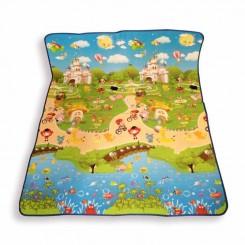 زیرانداز بازی دو رویه و چندمنظوره اتاق کودک