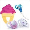 پستانک و دندانگیر نوزاد چیکو