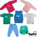 لباس نوزاد رنگی New Born تاپ لاین