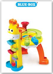 ایستگاه بازی کودک بلوباکس